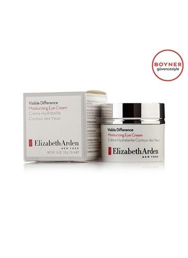 Elizabeth Arden Elizabeth Arden Arden Visible Difference Moisturizing Eye Cream Fragrance Free Yaşlanma Karşıtı Göz Kremi Renksiz